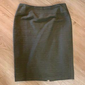 Anthropologie Moulinette Soeurs Olive Green Skirt